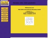 Bild Pro Expo Messebau GmbH