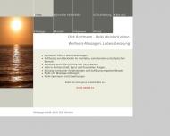 Bild Webseite Günther Rottmann Hamburg