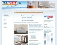 Bild Behrens Sanitär- und Gasheizungstechnik GmbH