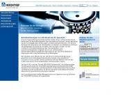 Bild Webseite Hochtief Facility Management Hamburg