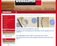Bild Webseite Weingarten Köln