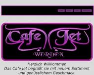 Bild Cafe Jet Werden