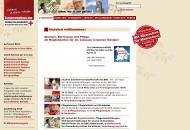 Bild Webseite Sozialservice-Gesellschaft d. BRK München