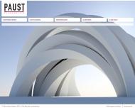 Bild Webseite Jürgen Paust Norderstedt