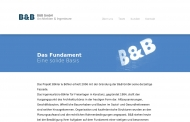 Bild Webseite B & B Konstanz