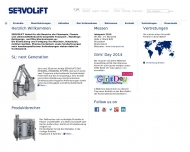 Bild Servolift GmbH Apparatebau