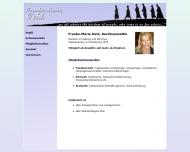 Bild Oehl Frauke-Maria Rechtsanwältin Familien- Erb- und Medizinrecht