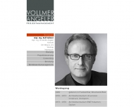 Website Vollmer Rolf Architekt