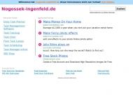 Bild Webseite Nogossek & Ingenfeld Köln