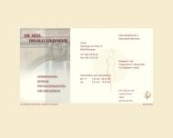 Bild Webseite Villinger Thomas Dr.med. und Kollegen Ganzh. Frauenarzt-Zentrum München München