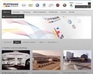 Website Hoppmann Autowelt