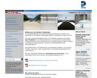 Website Possehl Spezialbau