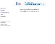 Hochbau Lewerenz GmbH Co. KG