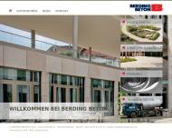 Bild BERDING BETON GmbH Betonsteinwerk