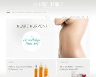 Exklusive Haarpflege Hautpflege Kosmetik La Biosth tique