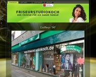 Bild Webseite Koch Marion Frisör Berlin