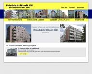 Website Stindt Friedrich