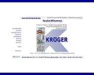 Bild Kröger Baugesellschaft mbH