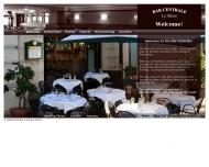 Bild Webseite Restaurant Bar Centrale Berlin