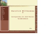 Bild Webseite Alter Kernhof München