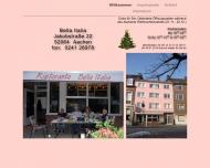 Website Bella Italia Restaurant