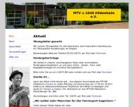 Bild MTV von 1848 e.V. Hildesheim Geschäftsstelle