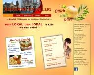 Bild Webseite Oellig Köln