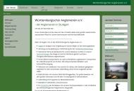 Bild Webseite Württembergischer Anglerverein Stuttgart