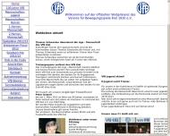 Bild Webseite VFB Kiel Vereinsheim Kiel