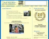 Bild Webseite Zum Fässchen Inh. Otto Stangl Meckenheim
