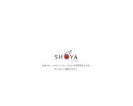 Website Shoya japanisches Restaurant