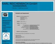 Bild Webseite Reichenbach Karl Durmersheim