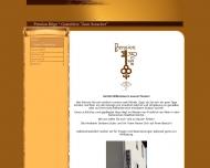 Bild Webseite Hotel-Pension Rüge Frankfurt