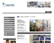 Website immoHALdat