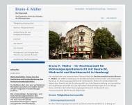 Kanzlei M?ller Wohnungseigentumsrecht, Baurecht, Mietrecht in Hamburg