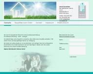 Bild Webseite Imhof Immobilien Nürnberg