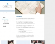 Website Giffey O.
