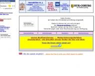Website Homburg & Casper Immobilien