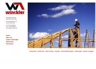 Bild Webseite Dachdeckermeister Ingo Winckler Hannover