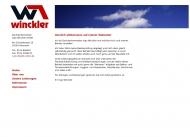 Website Dachdeckermeister Ingo Winckler