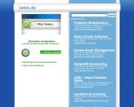 Bild Webseite Internationale Assoziation deutschsprachiger Medien Köln