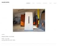 Bild Webseite Seippel Art culture Köln