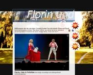 Website Florin und Cato