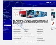 Bild M & E GmbH Magnettechnik- Elektromechanik