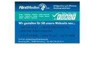 Bild Webseite VTP-Verlag Fürst Verlag für techn. Publikationen und Werbeagentur Nürnberg