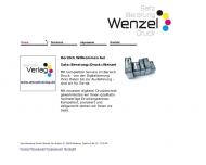 Bild Druckerei u. Verlag Wenzel Inh. Wolfgang Wenzel