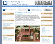 Bild Kulturstiftung der deutschen Vertriebenen für Wissenschaft und Forschung