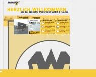 Bild Webseite Wallbrecht Magdeburg
