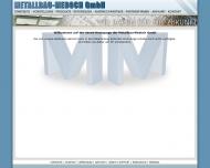 Bild Metallbau Medoch GmbH