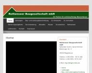 Bild RBG mbH Rothenseer-Bau-Gesellschaft